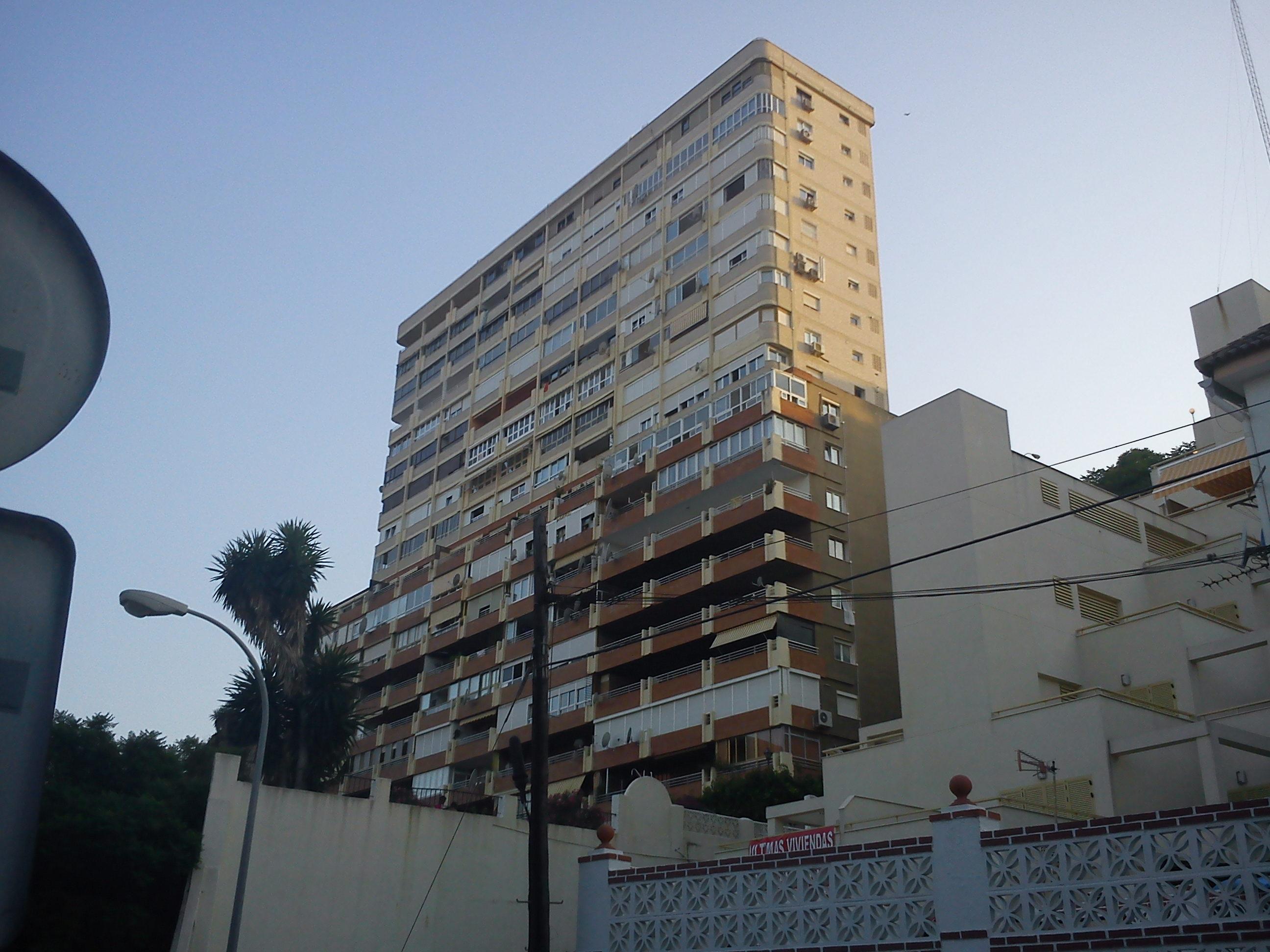 El Edificio Babilonia (Torremolinos)